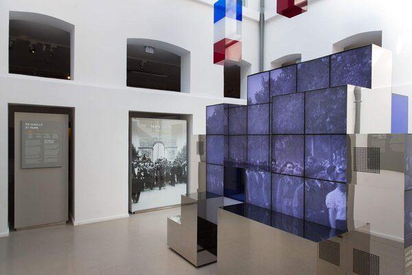 Musée de la Libération de Paris - Musée du Général Leclerc - Musée Jean Moulin