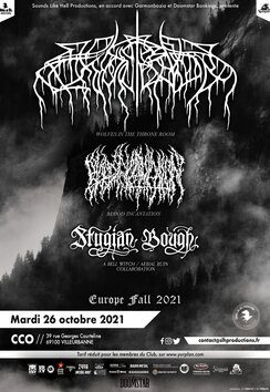 Wolves in the throne room + Blood incantation + Stygian Bough