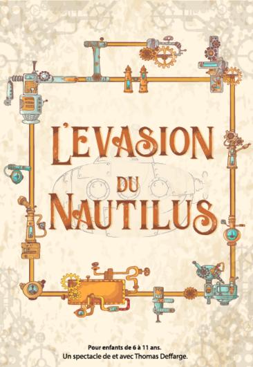 L'évasion du Nautilus (Le Théâtre de Poche Graslin)