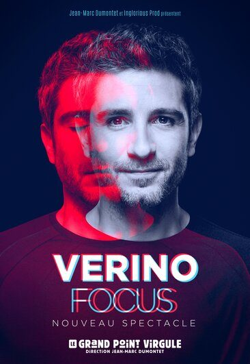 Verino dans Focus (Le Grand Point Virgule)