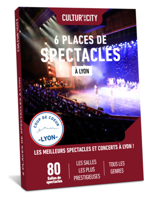 6 places de Spectacles et Concerts à Lyon (Cultur'In The City)