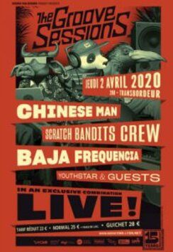 Chinese Man + Baja Frequencia + Scratch Bandits Crew + Youthstar & Miscellaneous